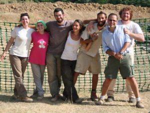 L'équipe de 2012